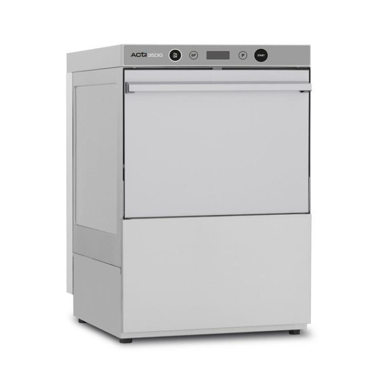 Maquina de Lavar loiça ACTIWASH 35 DIG pires e copos