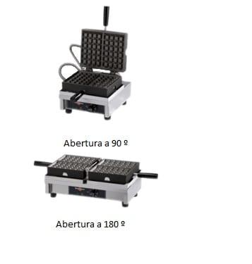 Maquina de Waffles