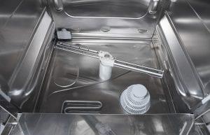Interior Maquina de lavar