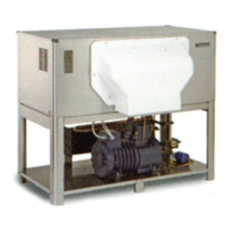 Máquina fabricar gelo escamas 1850 kg